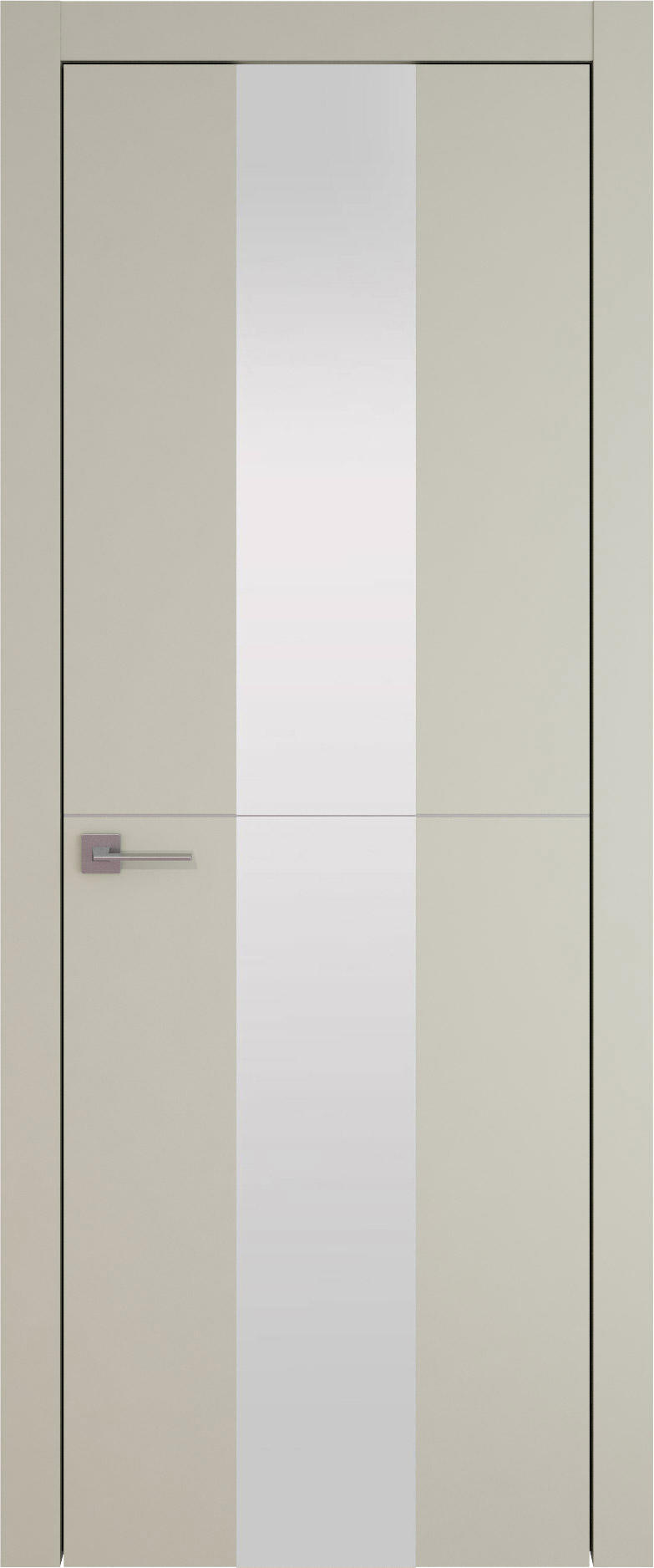 Tivoli Ж-3 цвет - Серо-оливковая эмаль (RAL 7032) Со стеклом (ДО)