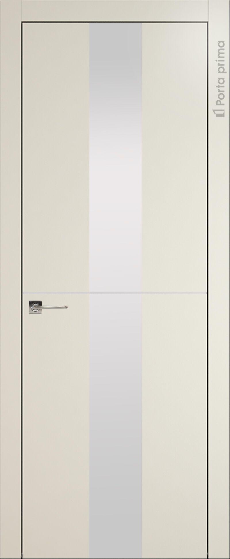 Tivoli Ж-3 цвет - Жемчужная эмаль (RAL 1013) Со стеклом (ДО)