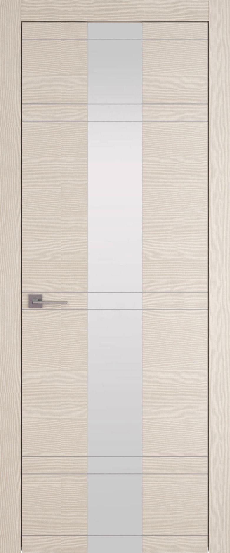 Tivoli Ж-4 цвет - Беленый дуб Со стеклом (ДО)