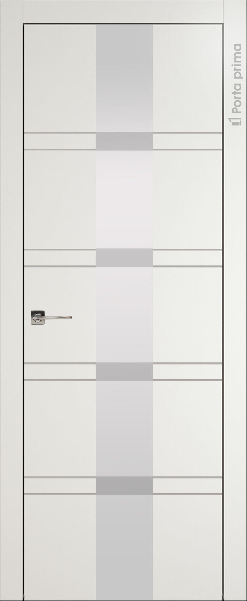 Tivoli Ж-4 цвет - Бежевая эмаль (RAL 9010) Со стеклом (ДО)