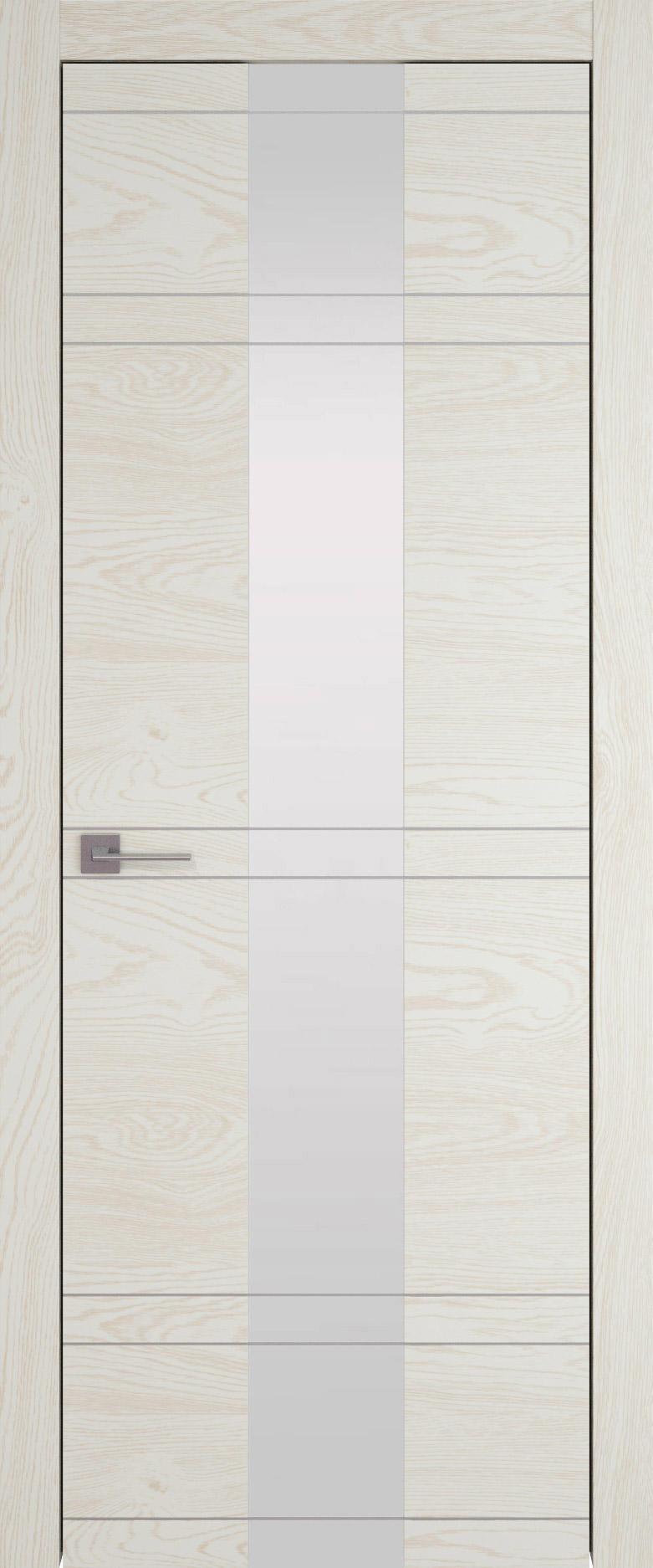 Tivoli Ж-4 цвет - Бежевый ясень Со стеклом (ДО)