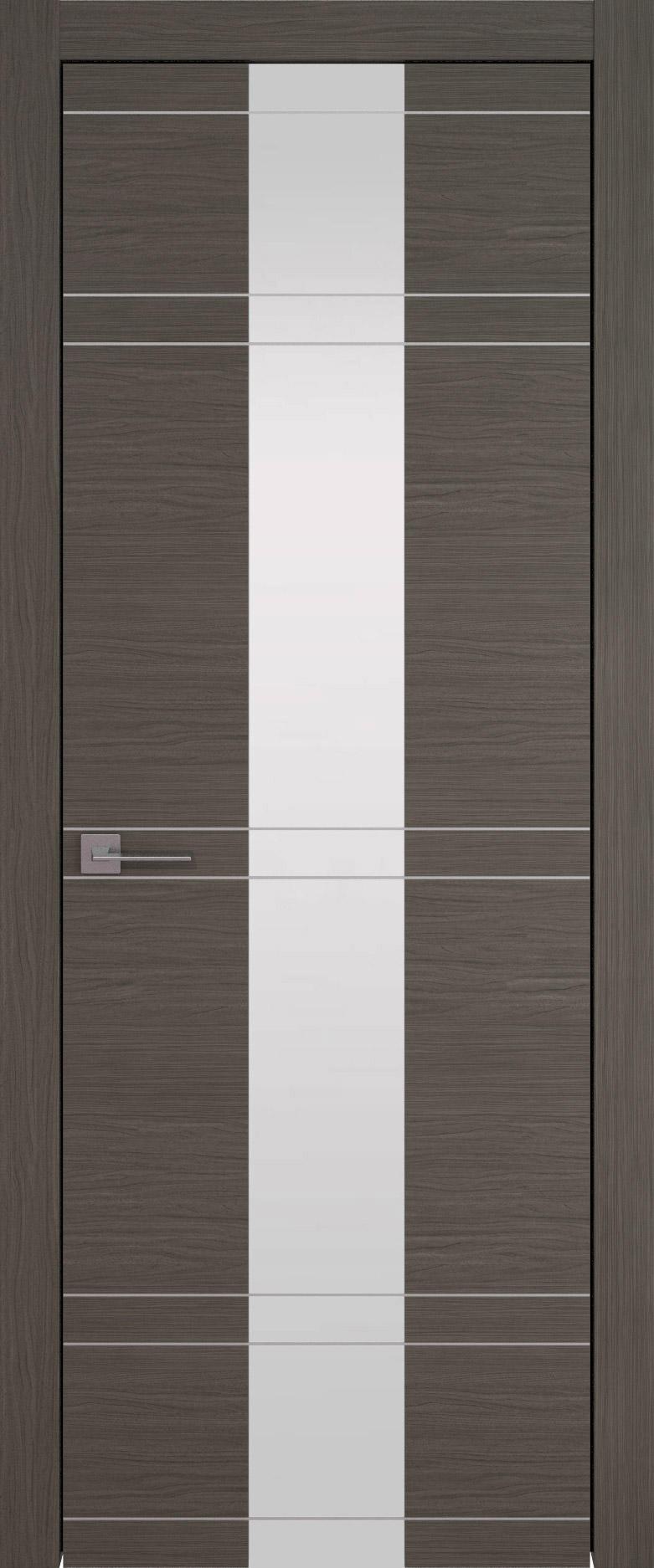 Tivoli Ж-4 цвет - Дуб графит Со стеклом (ДО)