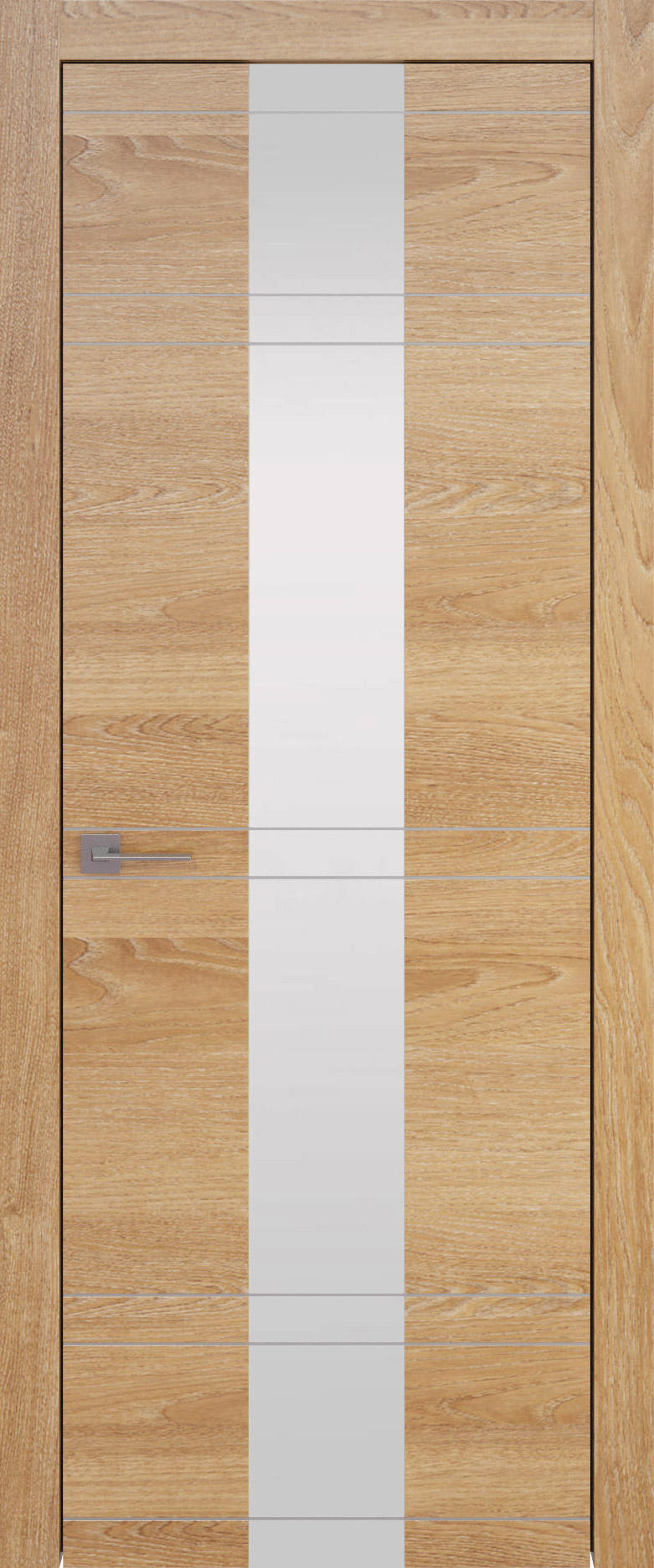 Tivoli Ж-4 цвет - Дуб капучино Со стеклом (ДО)