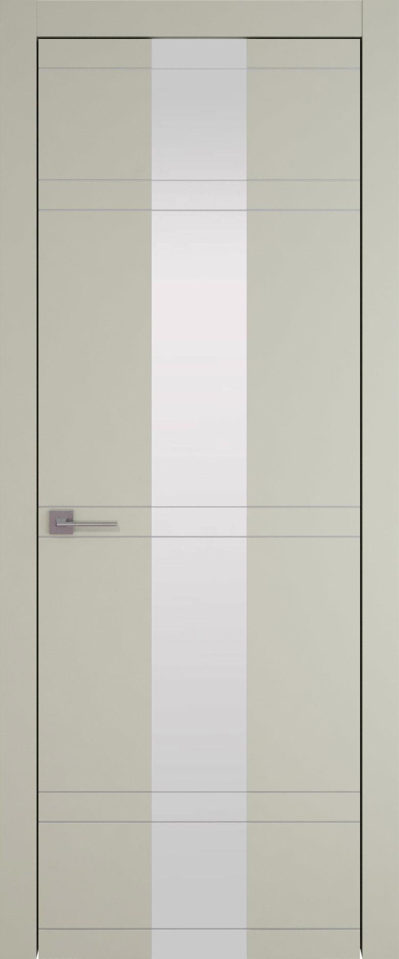 Tivoli Ж-4 цвет - Серо-оливковая эмаль (RAL 7032) Со стеклом (ДО)