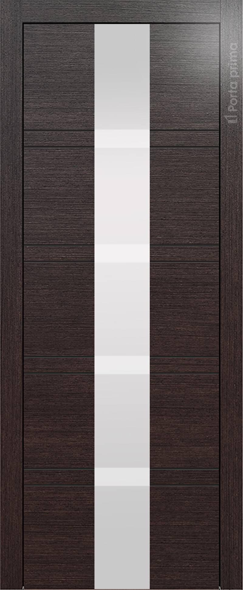 Tivoli Ж-4 цвет - Венге Шоколад Со стеклом (ДО)