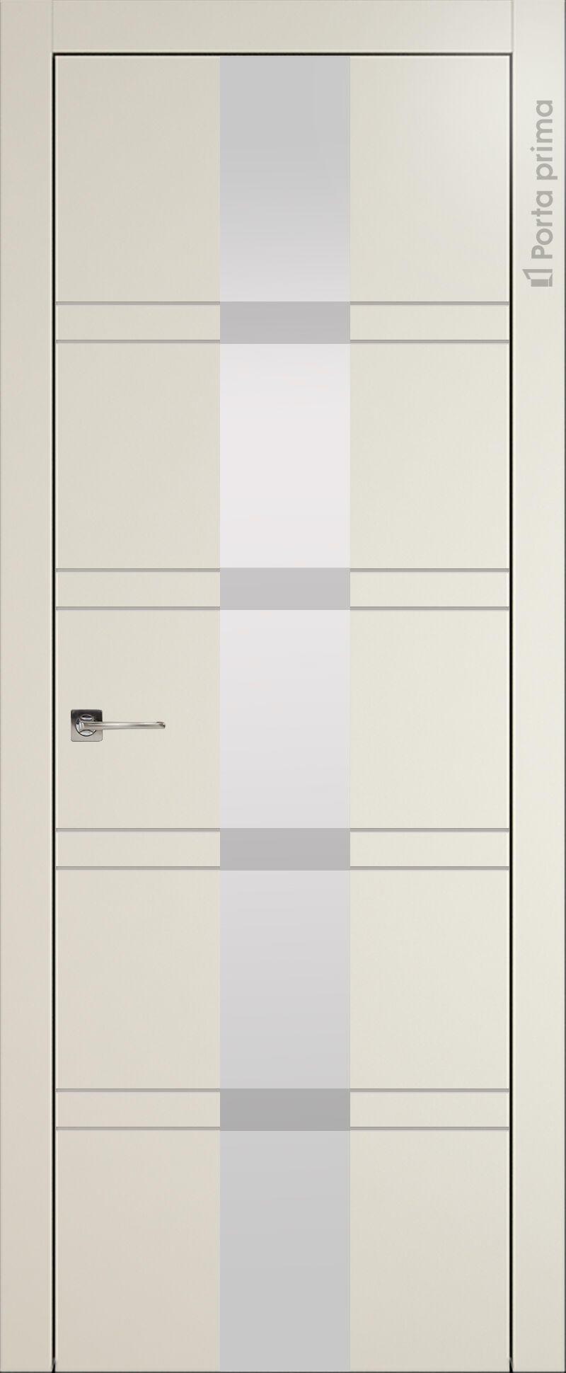 Tivoli Ж-4 цвет - Жемчужная эмаль (RAL 1013) Со стеклом (ДО)