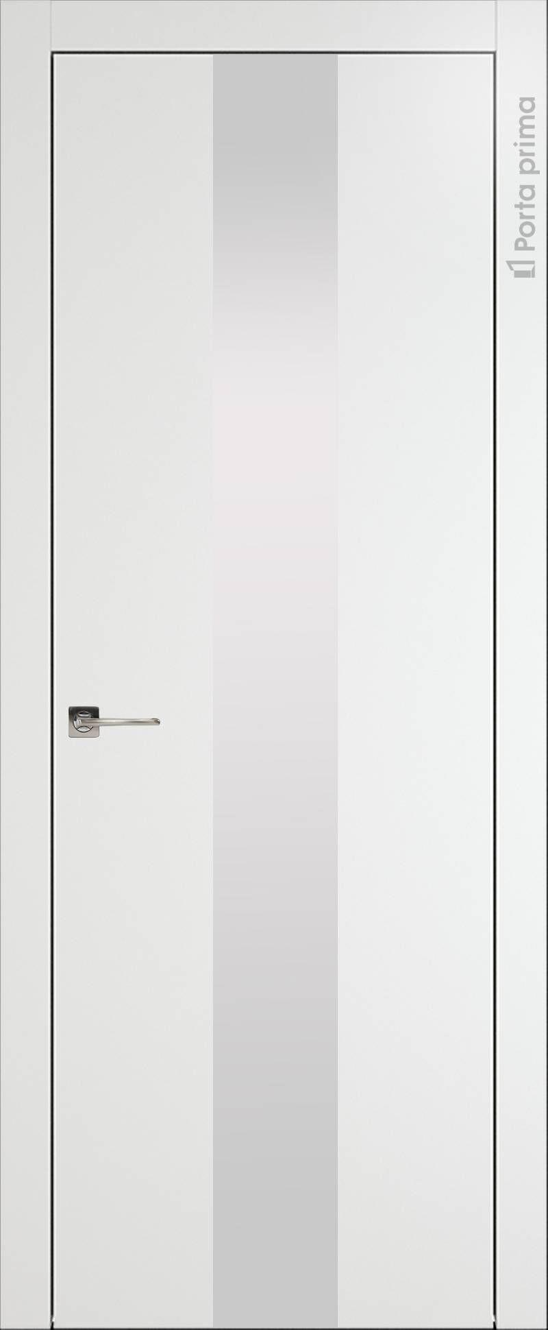 Tivoli Ж-5 цвет - Белая эмаль (RAL 9003) Со стеклом (ДО)