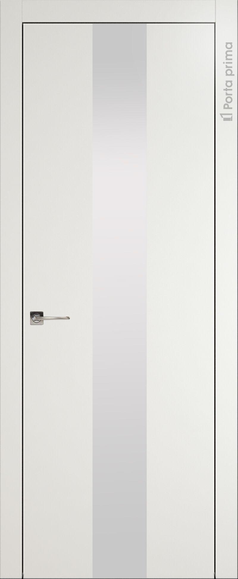Tivoli Ж-5 цвет - Бежевая эмаль (RAL 9010) Со стеклом (ДО)