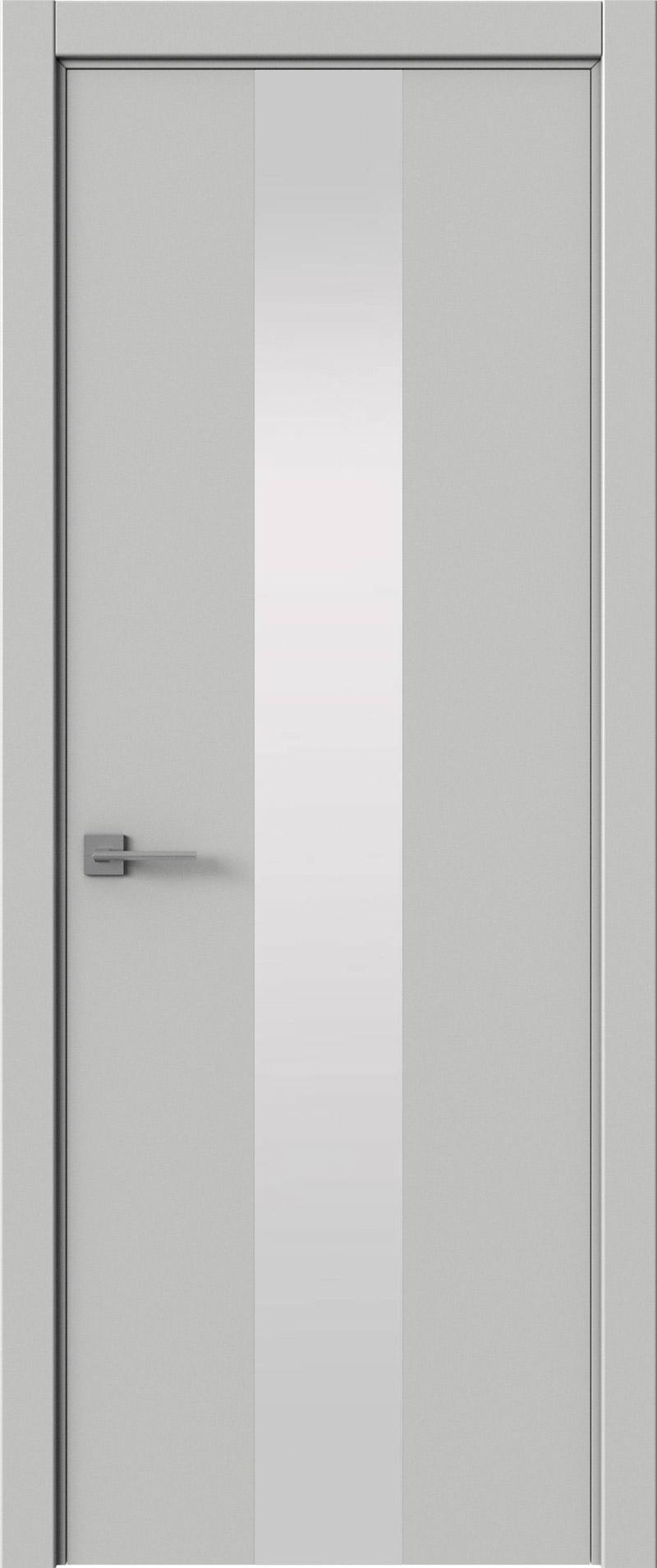 Tivoli Ж-5 цвет - Серая эмаль (RAL 7047) Со стеклом (ДО)