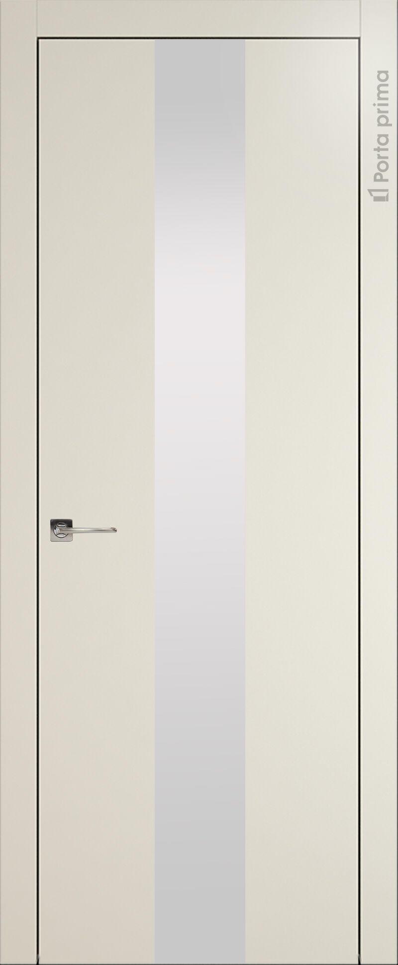 Tivoli Ж-5 цвет - Жемчужная эмаль (RAL 1013) Со стеклом (ДО)