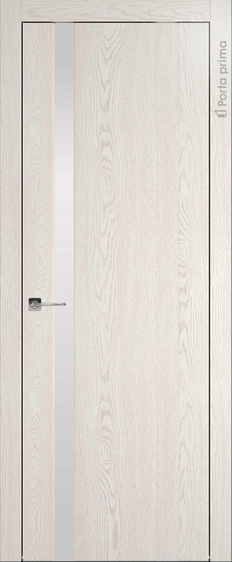 Torino цвет - Белый ясень (nano-flex) Без стекла (ДГ)