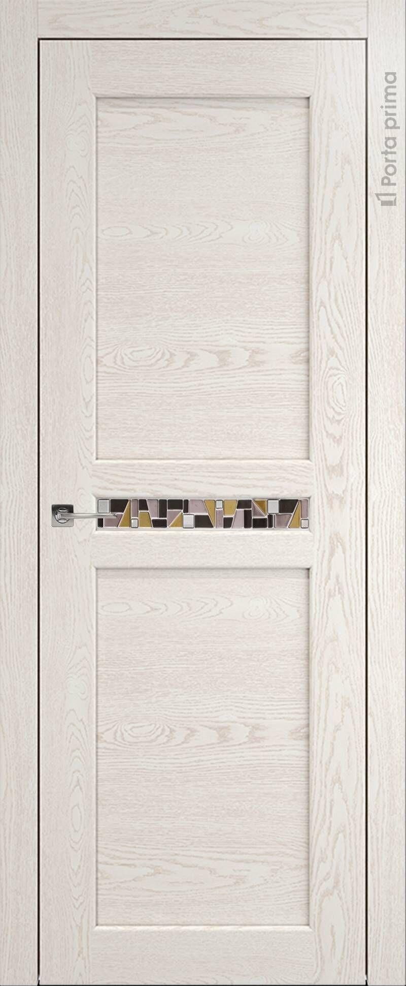 Verona цвет - Белый ясень (nano-flex) Без стекла (ДГ)