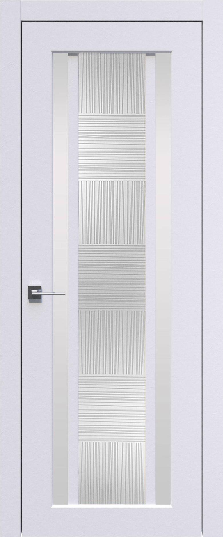 Palazzo цвет - Арктик белый Со стеклом (ДО)