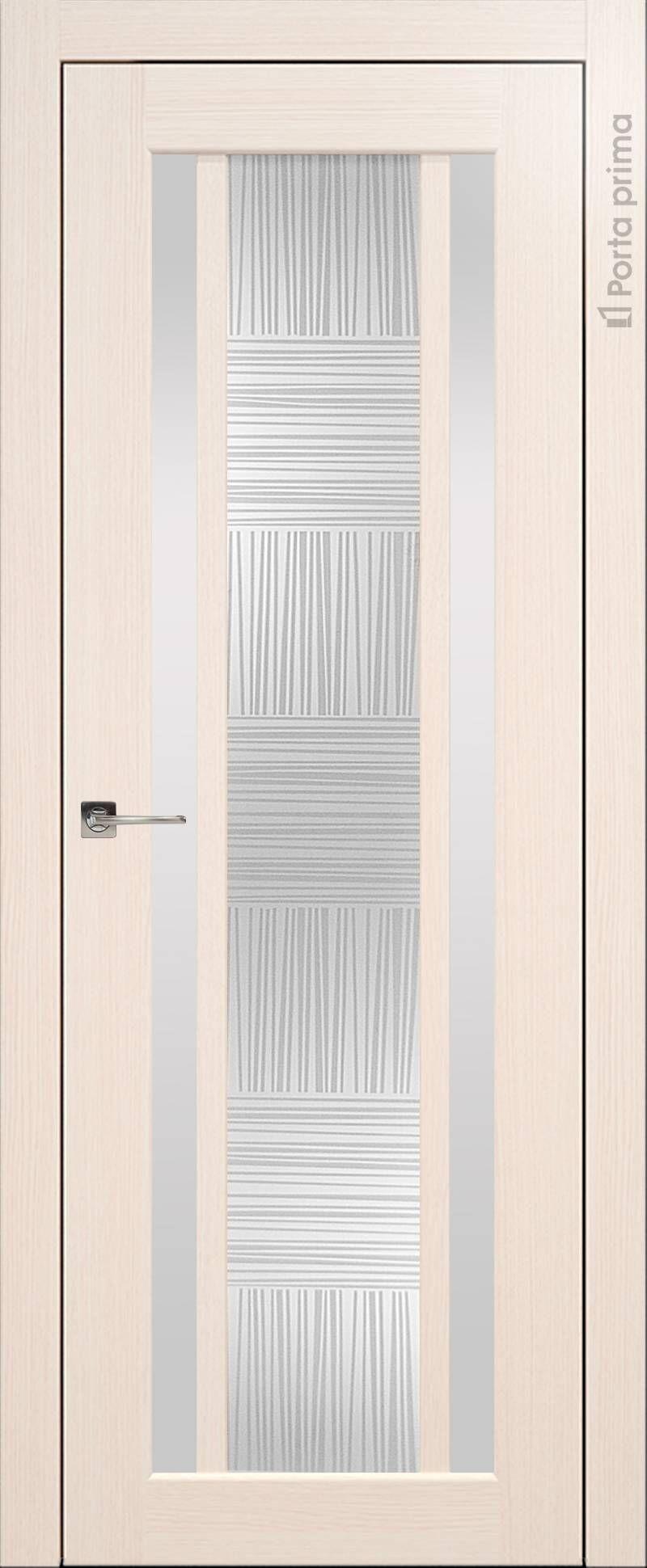 Palazzo цвет - Беленый дуб Со стеклом (ДО)