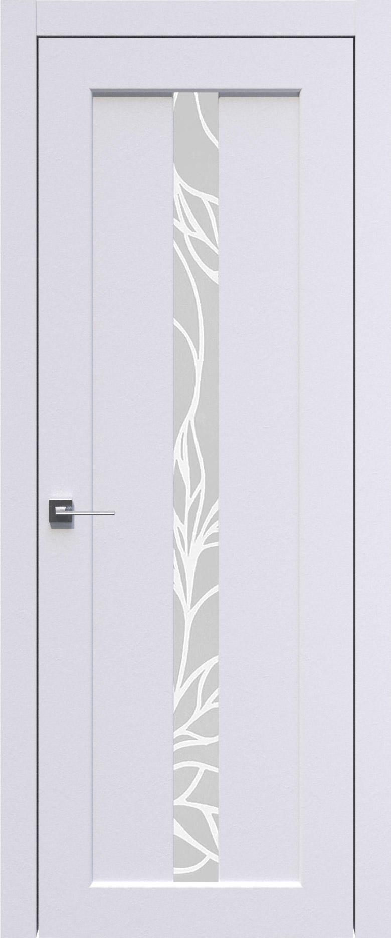 Pianta цвет - Арктик белый Без стекла (ДГ)