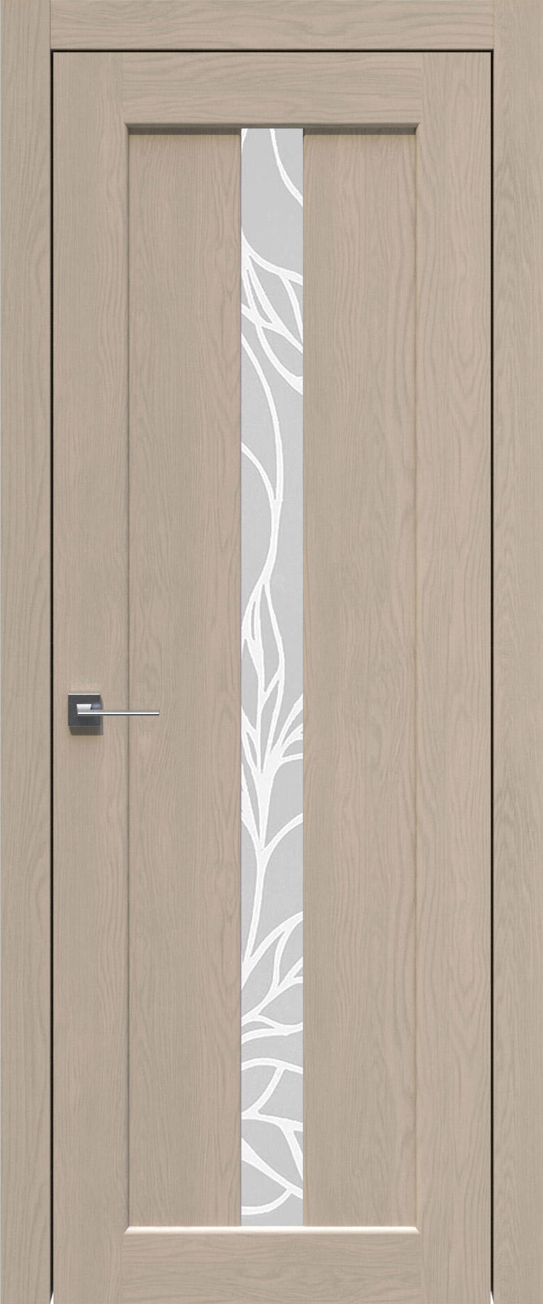 Pianta цвет - Дуб муар Без стекла (ДГ)