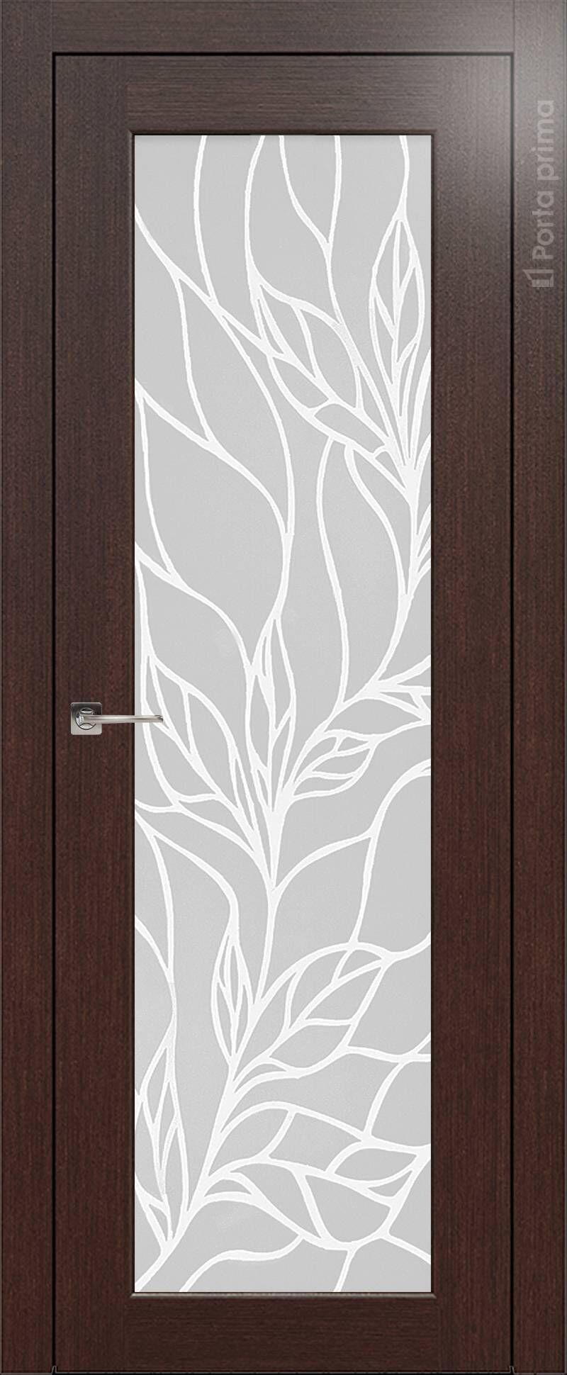 Pianta цвет - Венге Со стеклом (ДО)