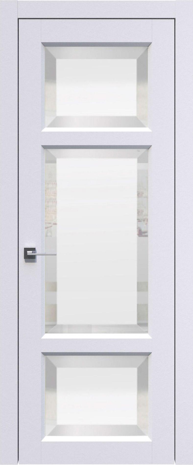 Siena цвет - Арктик белый Со стеклом (ДО)
