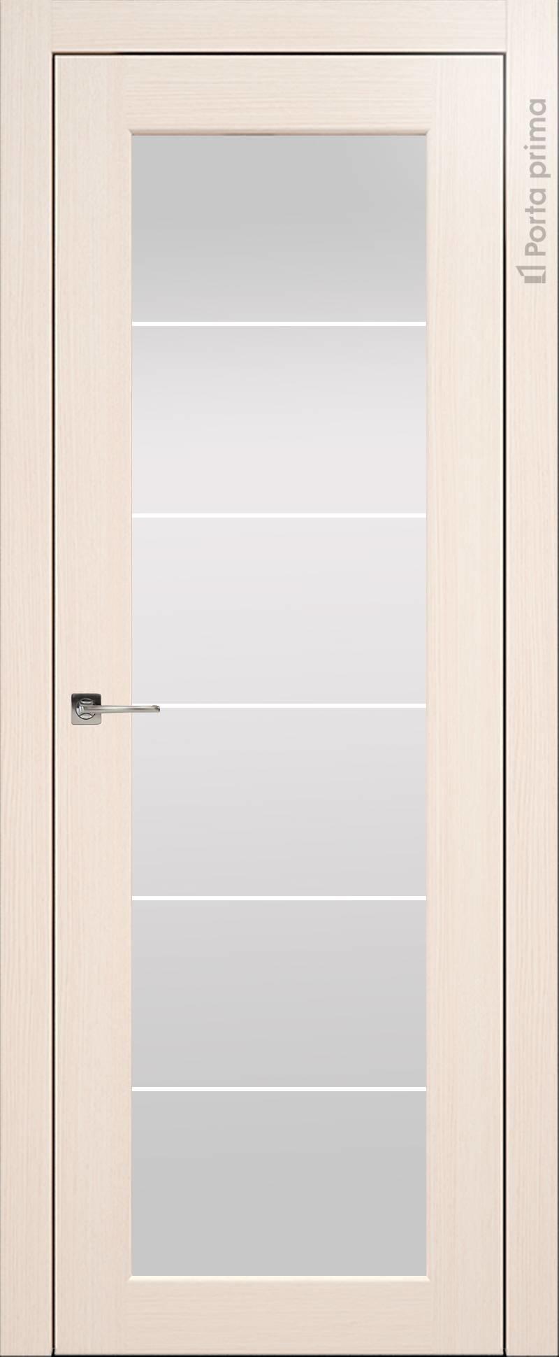 Sonata цвет - Беленый дуб Со стеклом (ДО)