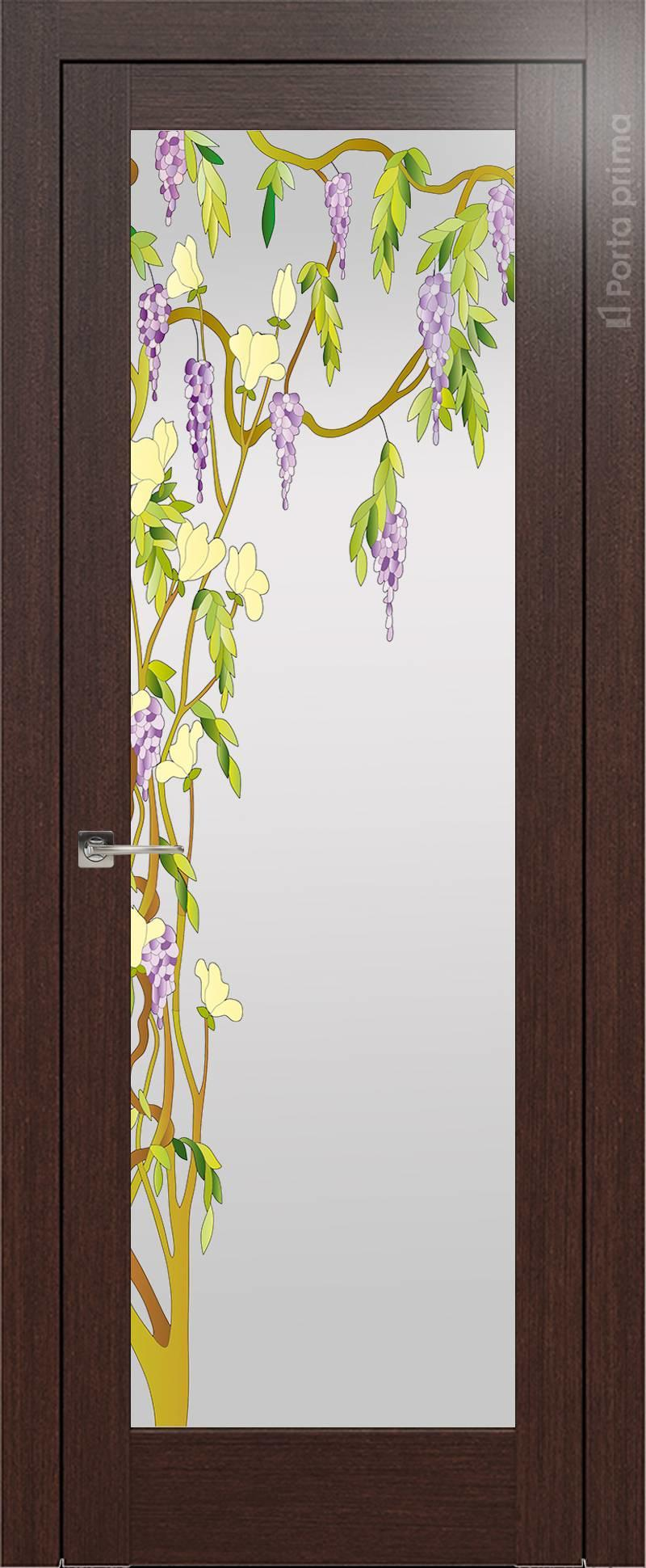 Strada цвет - Венге Со стеклом (ДО)