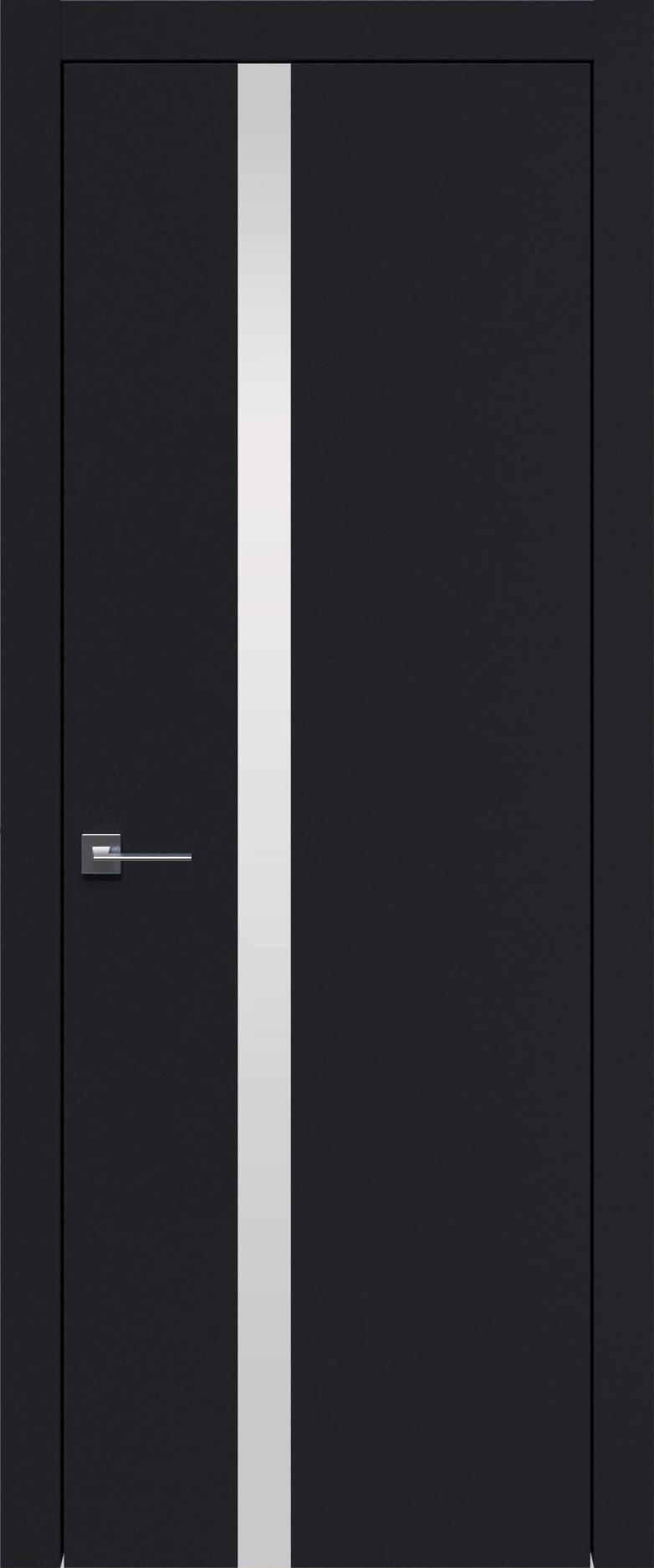 Tivoli Д-1 цвет - Черная эмаль (RAL 9004) Без стекла (ДГ)