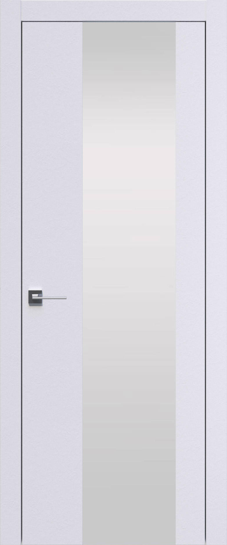Tivoli Е-1 цвет - Арктик белый Со стеклом (ДО)