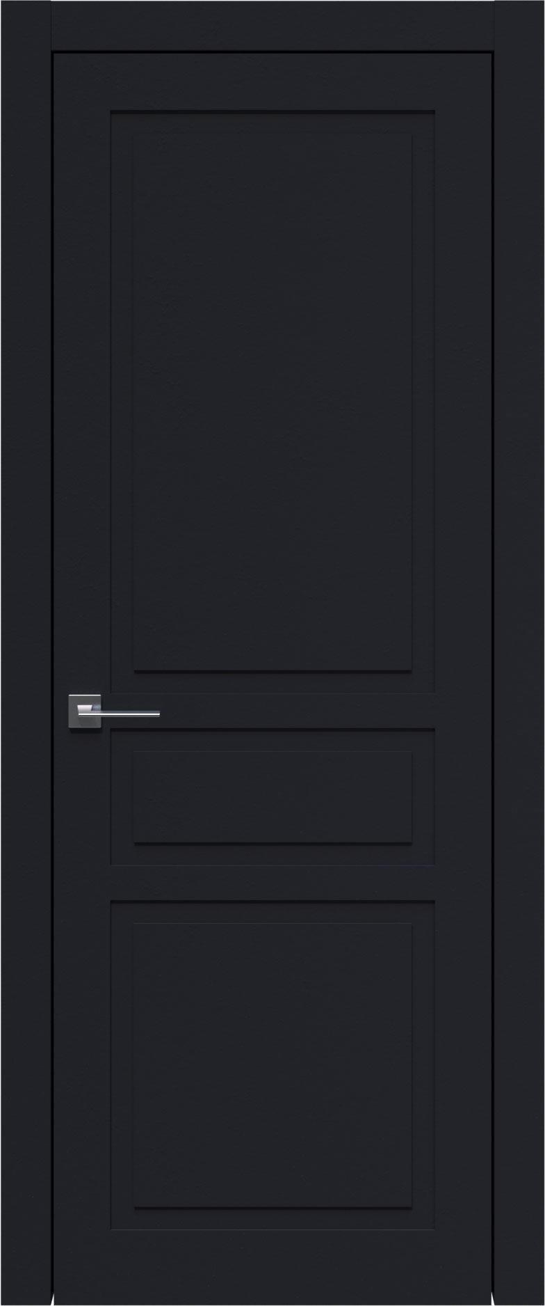 Tivoli Е-5 цвет - Черная эмаль (RAL 9004) Без стекла (ДГ)