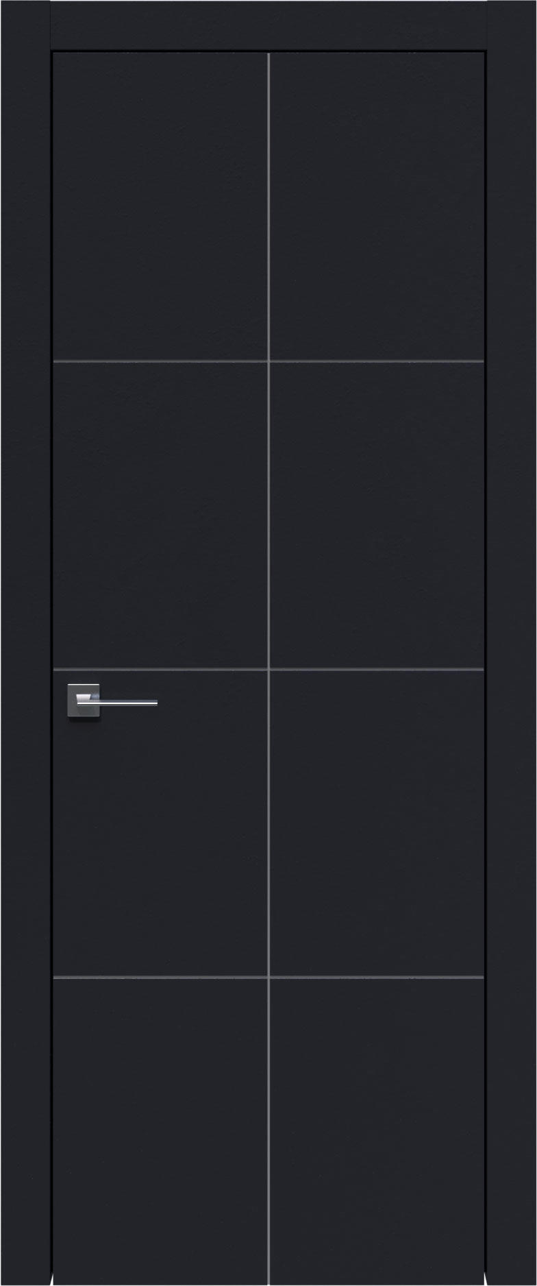 Tivoli Л-2 цвет - Черная эмаль (RAL 9004) Без стекла (ДГ)