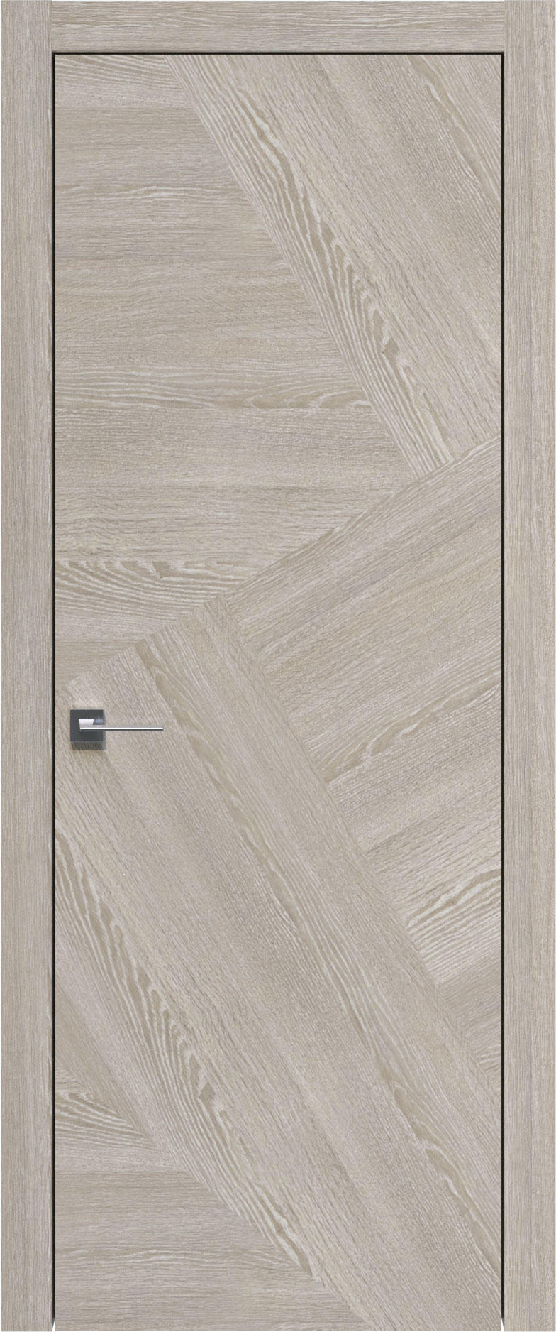 Tivoli М-1 цвет - Серый дуб Без стекла (ДГ)