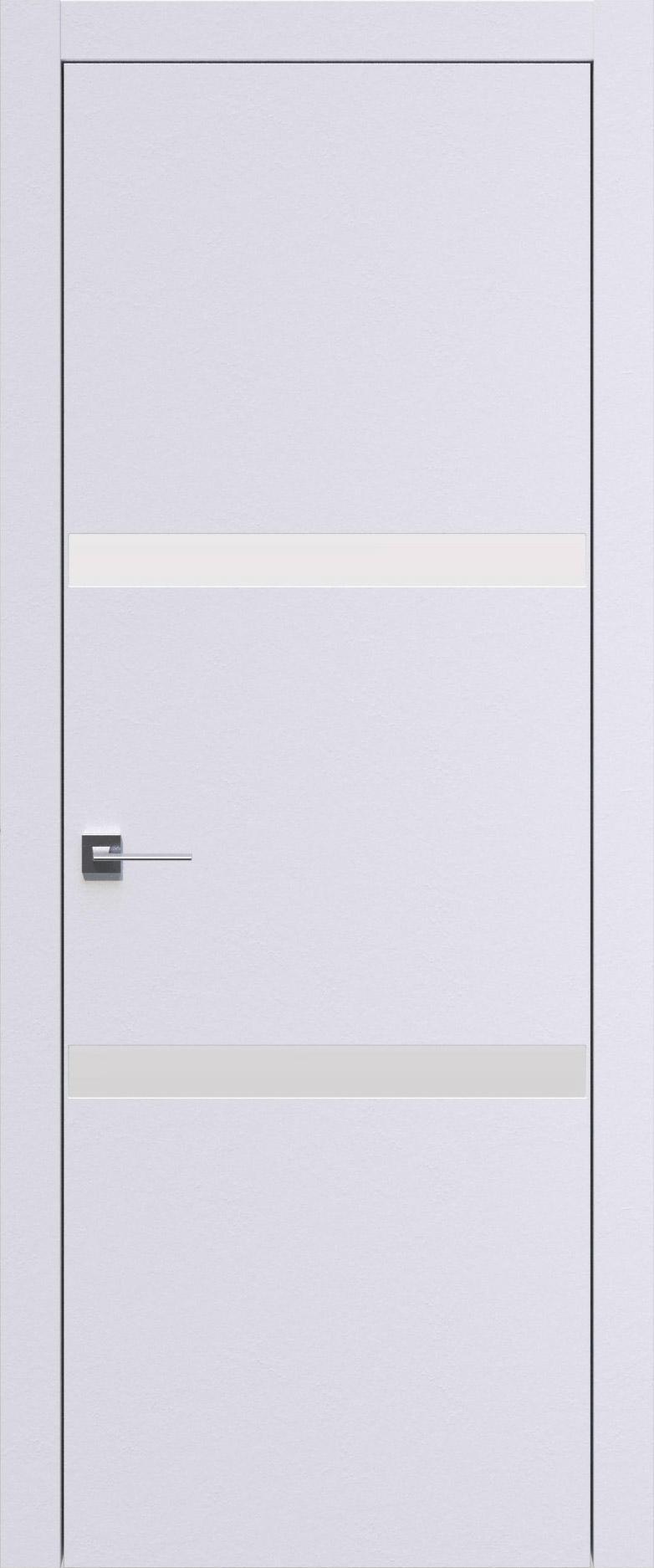 Tivoli В-4 цвет - Арктик белый Без стекла (ДГ)