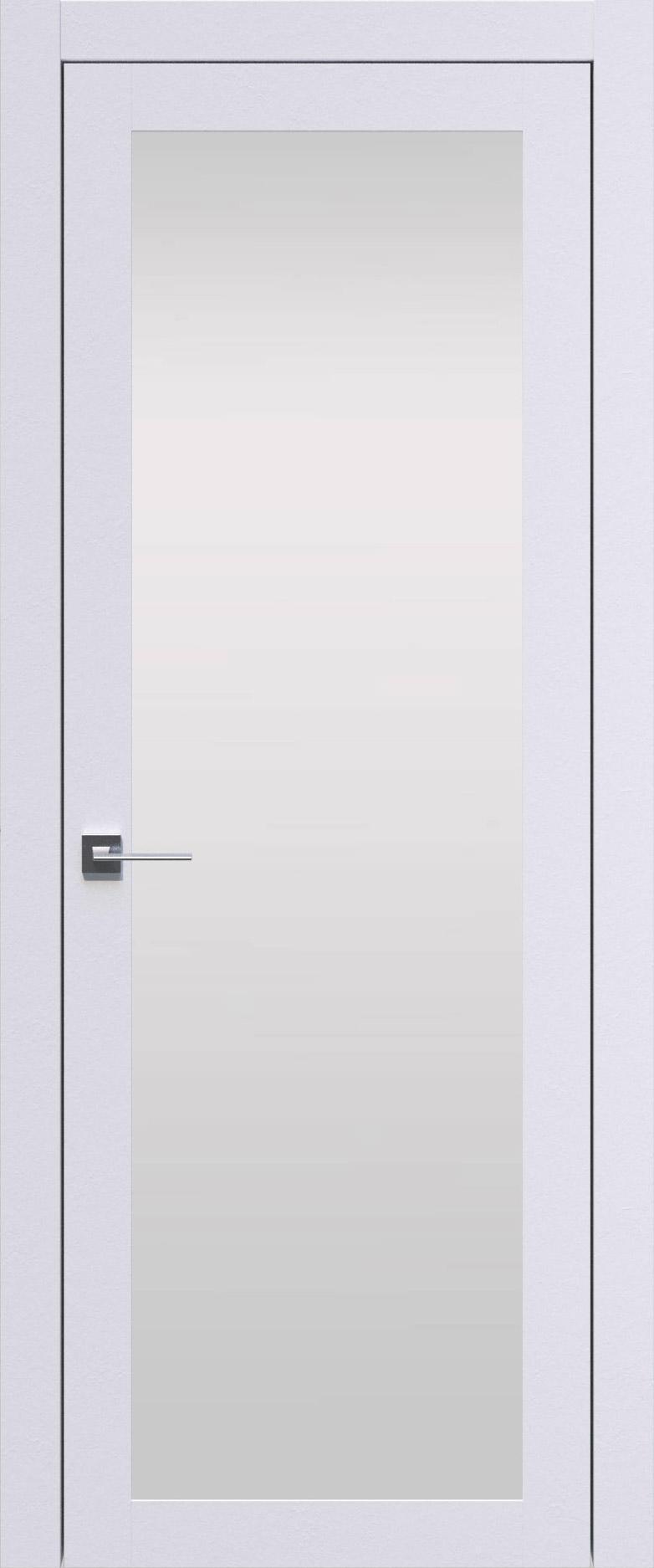 Tivoli З-1 цвет - Арктик белый Со стеклом (ДО)