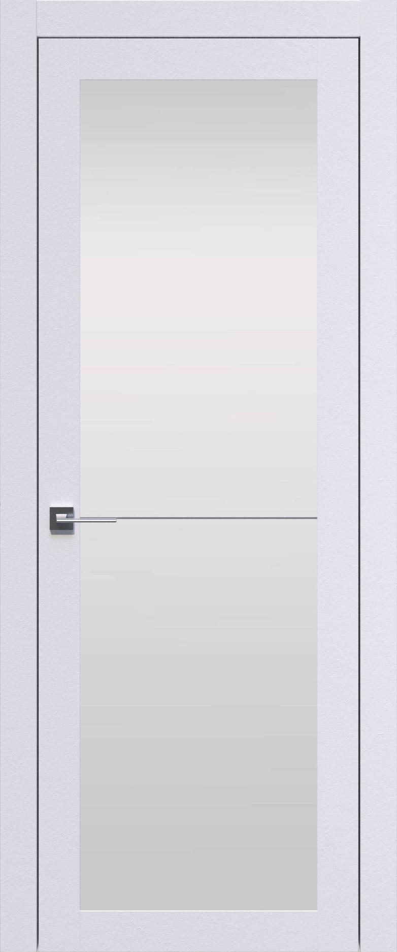 Tivoli З-2 цвет - Арктик белый Со стеклом (ДО)