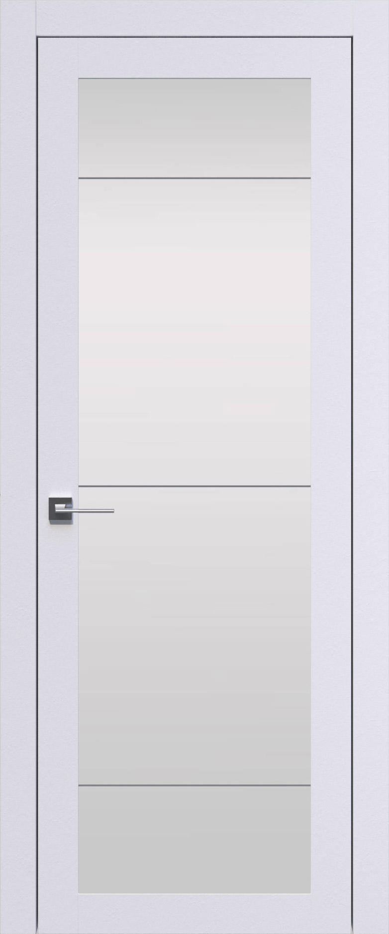 Tivoli З-3 цвет - Арктик белый Со стеклом (ДО)