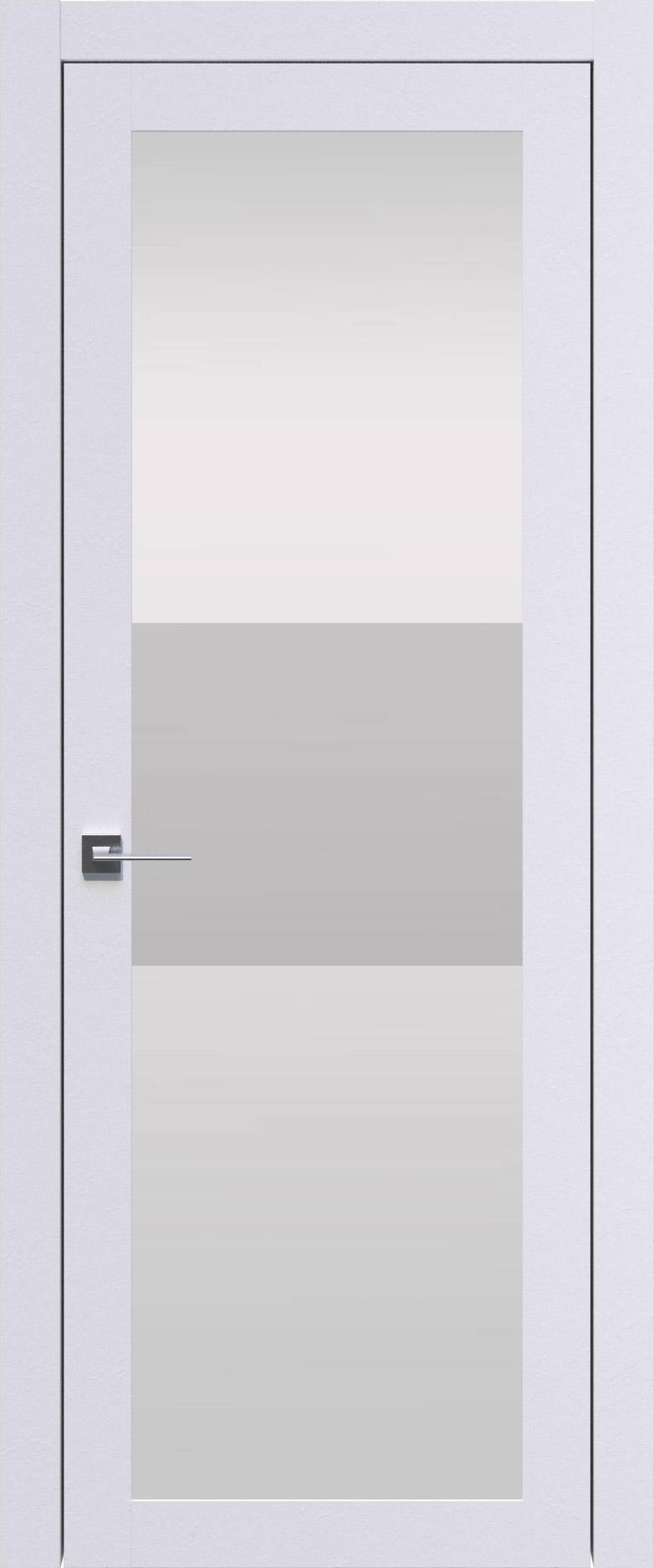 Tivoli З-4 цвет - Арктик белый Со стеклом (ДО)