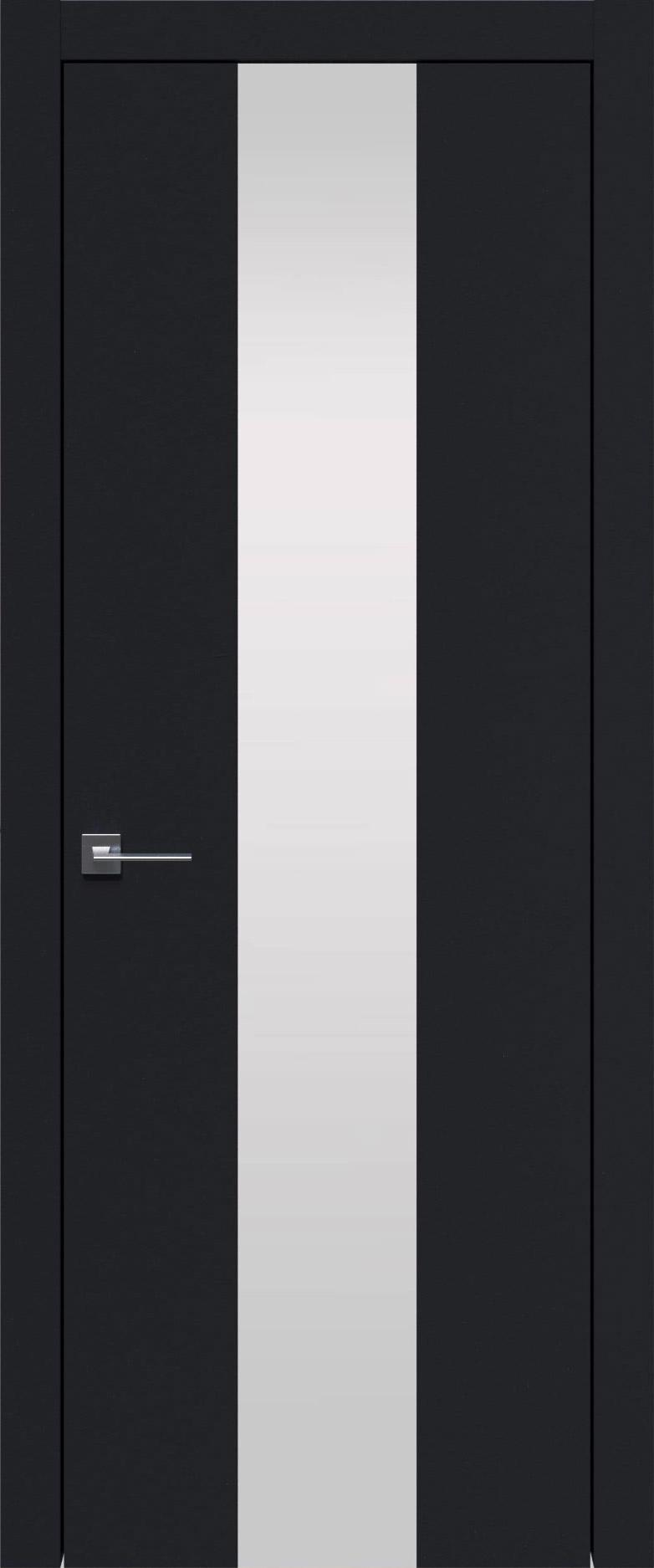 Tivoli Ж-1 цвет - Черная эмаль (RAL 9004) Со стеклом (ДО)