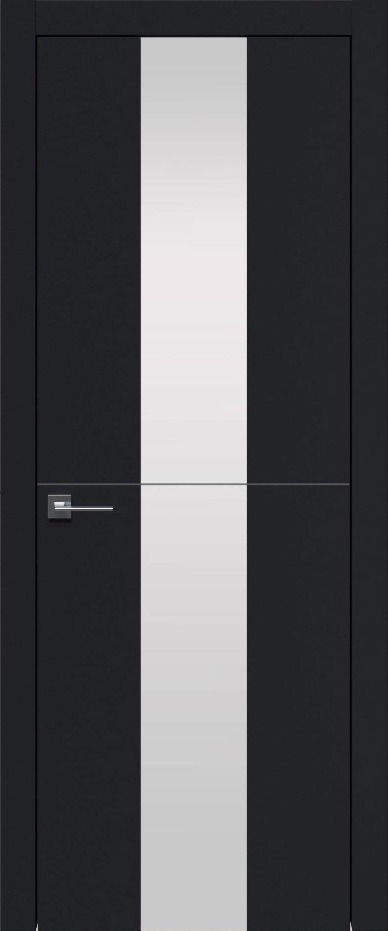 Tivoli Ж-3 цвет - Черная эмаль (RAL 9004) Со стеклом (ДО)