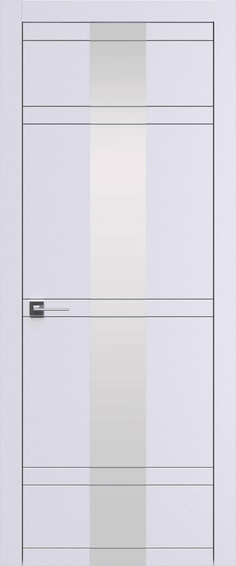 Tivoli Ж-4 цвет - Арктик белый Со стеклом (ДО)