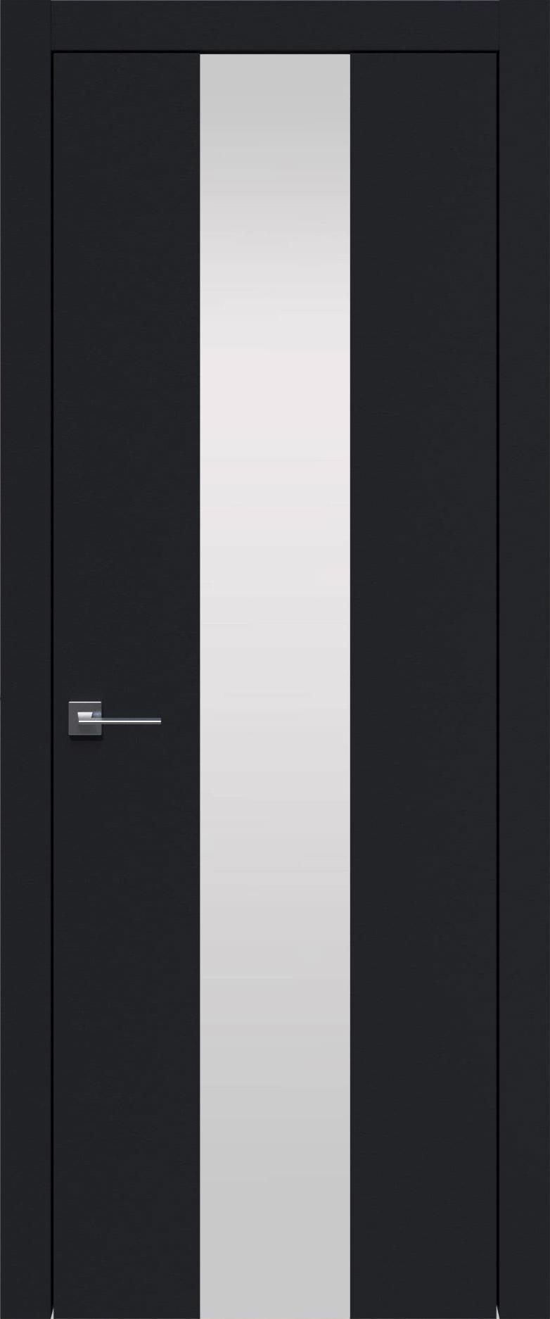Tivoli Ж-5 цвет - Черная эмаль (RAL 9004) Со стеклом (ДО)