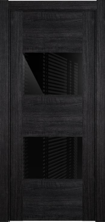 Versia       Цвет дуб черный Стекло Лакобель черное