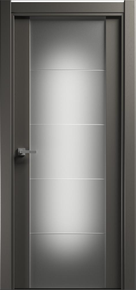 Versia       Цвет Grey Стекло Триплекс 8 мм с горизонтальной гравировкой