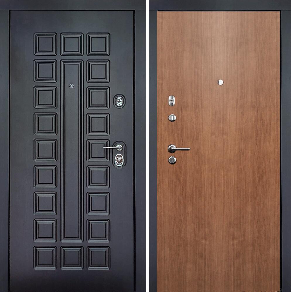 Коллекция Входные двери Цвет Анегри