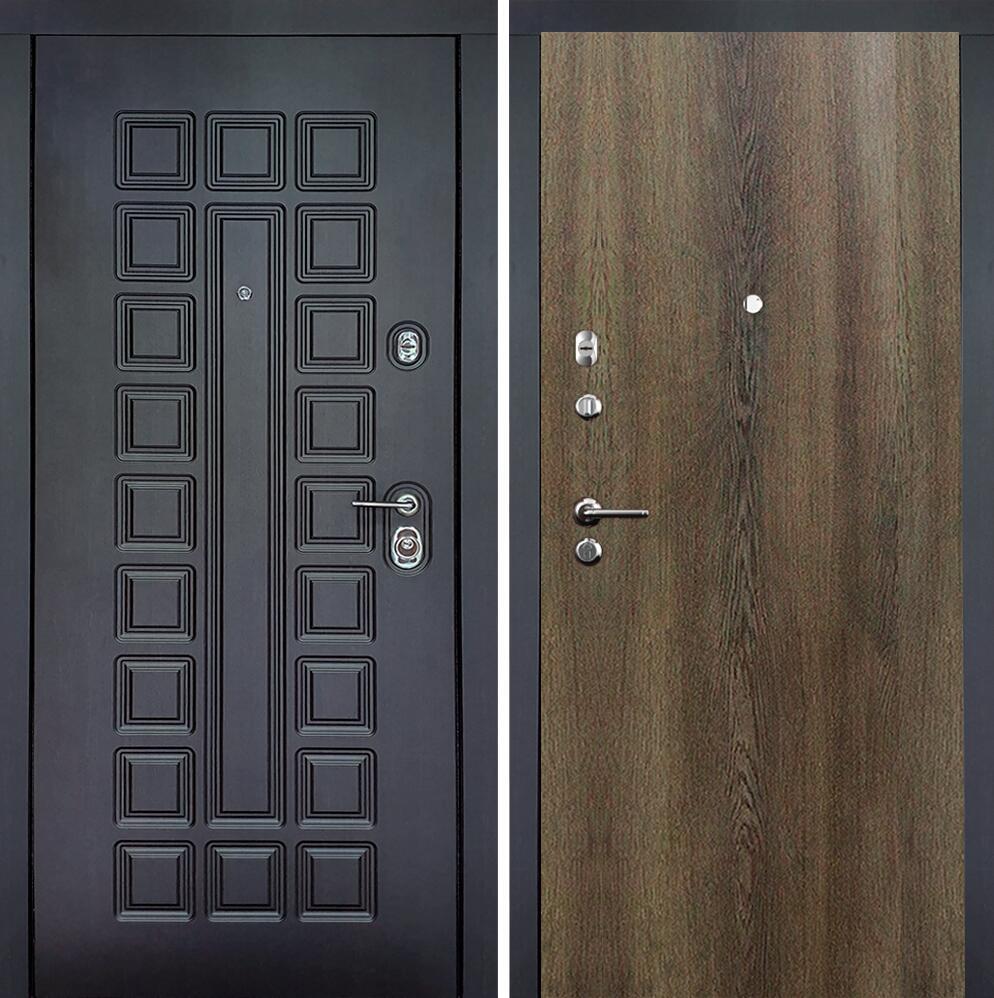 Коллекция Входные двери Цвет Винтаж