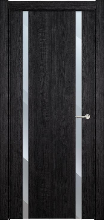 Коллекция Futura 322 Дуб черный + Зеркало