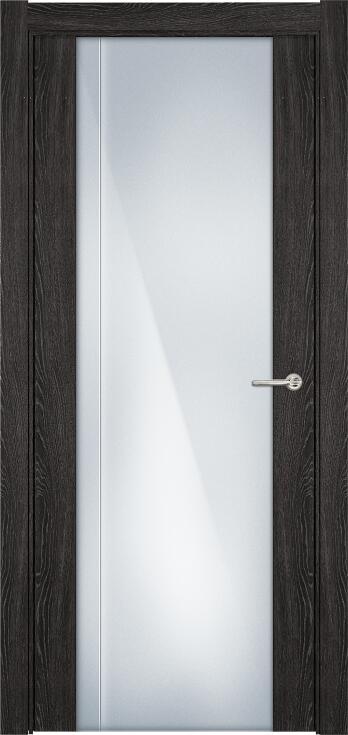 Коллекция Futura 331 Дуб патина + Триплекс 8 мм с вертикальной гравировкой