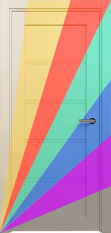 Коллекция Optima 112 Эмаль. Стандарт - RAL 7004,7015,1015,1019,9003.  Нестандарт - любой цвет по RAL.
