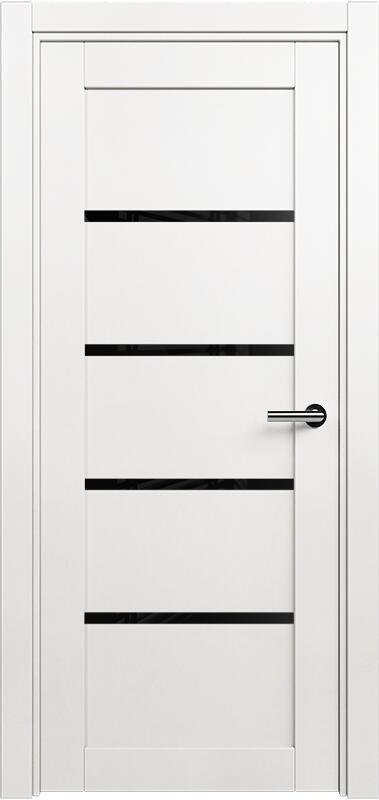 Коллекция Optima 121 Белый   лёд + Триплекс черный