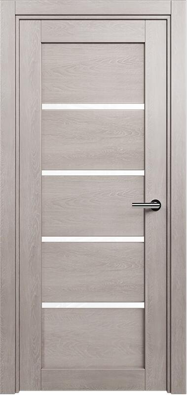 Коллекция Optima 121 Дуб   серый + Триплекс белый