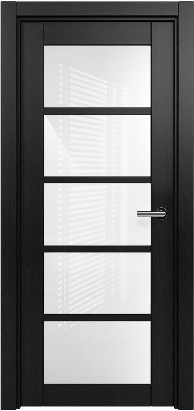 Коллекция Optima 122 Дуб черный + Триплекс белый