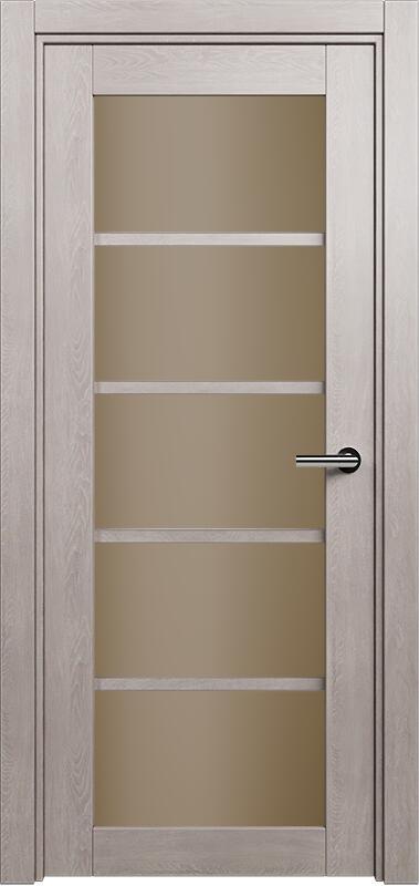Коллекция Optima 122 Дуб   серый + Сатинато бронза