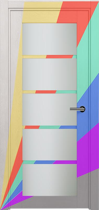 Коллекция Optima 122 Эмаль. Стандарт - RAL 7004,7015,1015,1019,9003.  Нестандарт - любой цвет по RAL. + Сатинато белое